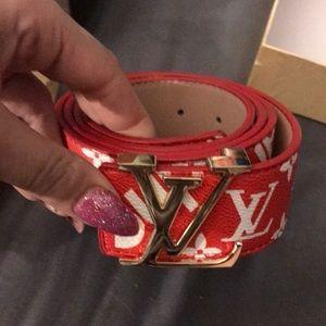 Brand new Louis Vuitton belt never worn